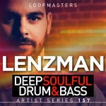 Deep Soulful Drum & Bass (Sample Pack WAV/APPLE/LIVE/REASON)