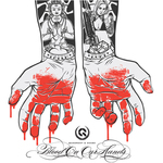 Blood On Our Hands