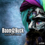 BOOM DUCK - Psychedelic India (Front Cover)