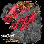 SYNCTONIX - Horsing Around (Front Cover)