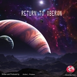 ANDRE L PRIOLEAU - Return To Oberon (Front Cover)
