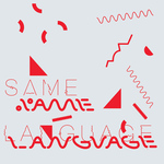 TIM BURGESS & PETER GORDON - Same Language, Different Worlds (Front Cover)