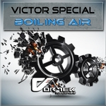 VICTOR SPECIAL - Boiling Air (Front Cover)