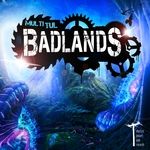 MULTI TUL - Badlands (Front Cover)