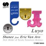 LUYO feat ERIC VAN ARO - Shanee Remixes (Front Cover)
