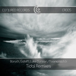 BORUCH - Tidal Remixes (Front Cover)