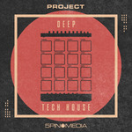 5PIN MEDIA - 5Pin Media Project: Deep Tech House (Sample Pack LIVE/MASCHINE/MIDI) (Front Cover)