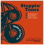 STEPPIN' TONES - Shadow Of A Trout EP (Front Cover)