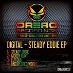 DIGITAL - Steady Eddie EP (Front Cover)