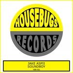 JAKE ASPII - Soundboy (Front Cover)