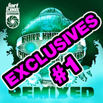 FORT KNOX FIVE - Pressurize The Cabin Remixed Exclusives #1 (Front Cover)