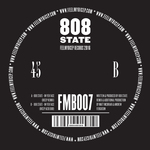808 STATE - In Yer Face Bicep Remixes (Front Cover)