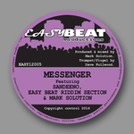 SANDEENO/EASY BEAT RIDDIM SECTION & MARK SOLUTION - Messenger (Front Cover)