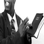 DJ RAWCUT - Go Preacher! (Front Cover)