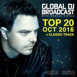 Global DJ Broadcast: Top 20 October 2016