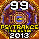 Psy Trance Treasures 2013 (99 Best Of Full-on, Progressive & Psychedelic Goa Hits)