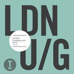 London Underground 2016 (unmixed tracks)