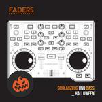 Schlagzeug Und Bass Halloween