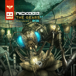 NICKBEE/JOANNA SYZE - The Gears EP (Front Cover)