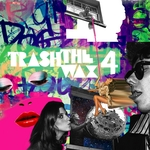VARIOUS - Trash The Wax Vol  4 (Front Cover)