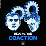 DELO vs YAK - Coaction (Front Cover)
