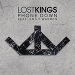 LOST KINGS - Phone Down (Front Cover)