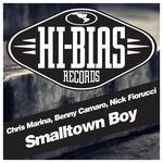 CHRIS MARINA/BENNY CAMARO/NICK FIORUCCI - Smalltown Boy (Front Cover)