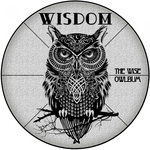 WISDOM - The Wise Owlbum (Front Cover)