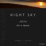 NIGHT SKY - Akira (Front Cover)