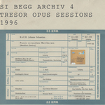 Archiv 4: Opus Sessions 1996