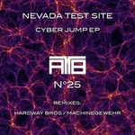 NEVADA TEST SITE - Cyber Jump EP (Front Cover)