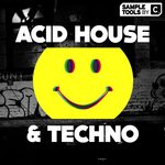 Acid House & Techno (Sample Pack WAV/MIDI)