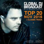 Global DJ Broadcast - Top 20 November 2016
