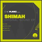 SHIMAH - Original Sound EP (Front Cover)