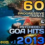 60 Progressive Trance & Psychedelic Goa Hits 2013 Vol 1 (Best Of Hard Dance, Acid House, Techno)