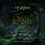 A-KARA - Back To Samsara (Front Cover)