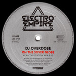 DJ OVERDOSE - On The Silver Globe (Front Cover)