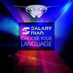 SALARYMAN - Choose Your Language (Front Cover)