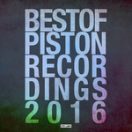 Best Of Piston Recordings 2016 (Tech House)