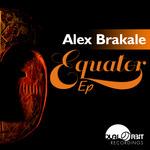 ALEX BRAKALE - Equator EP (Front Cover)