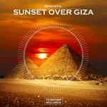 Sunset Over Giza