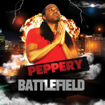 PEPPERY - Battlefield (Front Cover)