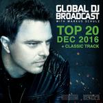 Global DJ Broadcast - Top 20 December 2016