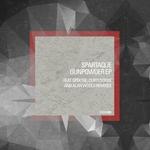 SPARTAQUE - Gunpowder EP (Front Cover)
