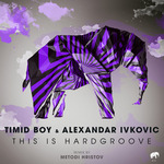 TIMID BOY - This Is Hardgroove (Front Cover)