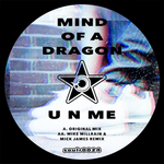 MIND OF A DRAGON - U N Me (Back Cover)