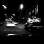 VOSPER - Behind The Wheel (Front Cover)