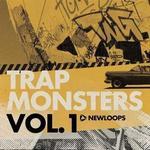 Trap Monsters Vol 1 (Sample Pack WAV)