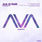 AVA 10 Years Sampler EP 2
