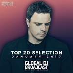 Global DJ Broadcast - Top 20 January 2017